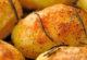 Картофель запеченный в крупной соли