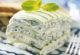 Лазанья с цуккини и сыром