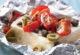 Плавленые сырки с овощами