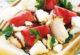 Салат с курицей и арбузом