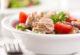 Салат с консервированным тунцом по-тоскански