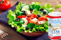 рецепт греческого салата от Salute di Mare